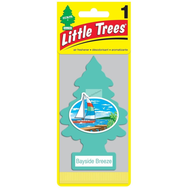 Little Trees 1's Bayside Breeze (Pack of 24)