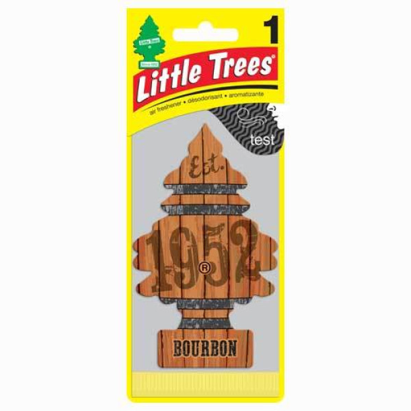 Little Trees 1's Bourbon (Pack of 24)