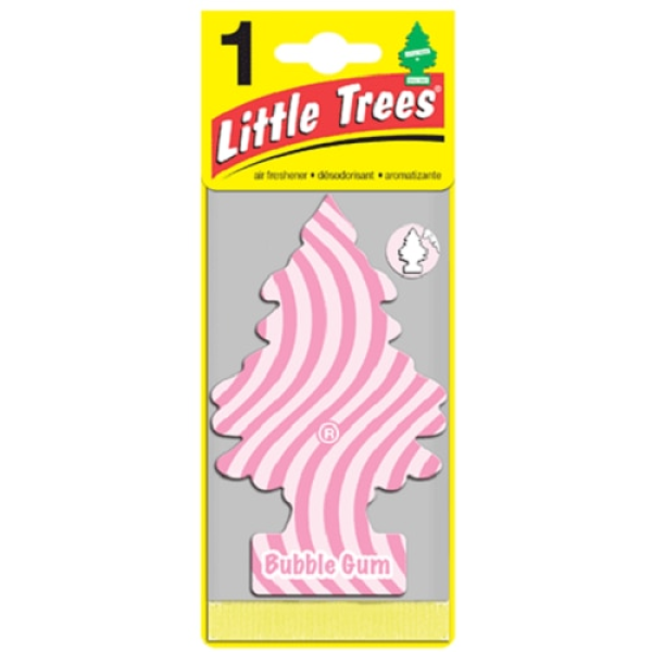 Little Trees 1's Bubble Gum (Pack of 24)