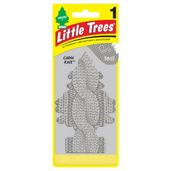 Little Trees 1's Cable Knit (Pack of 24)