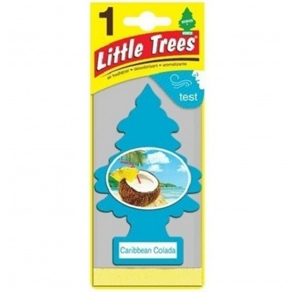 Little Trees 1's Caribbean Colada (Pack of 24)