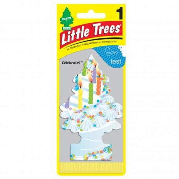 Little Trees 1's Celebrate (Pack of 24)