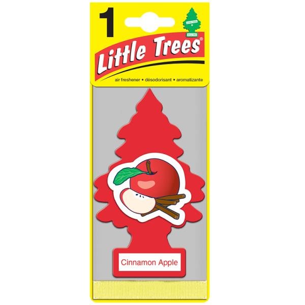 Little Trees 1's Cinnamon Apple (Pack of 24)