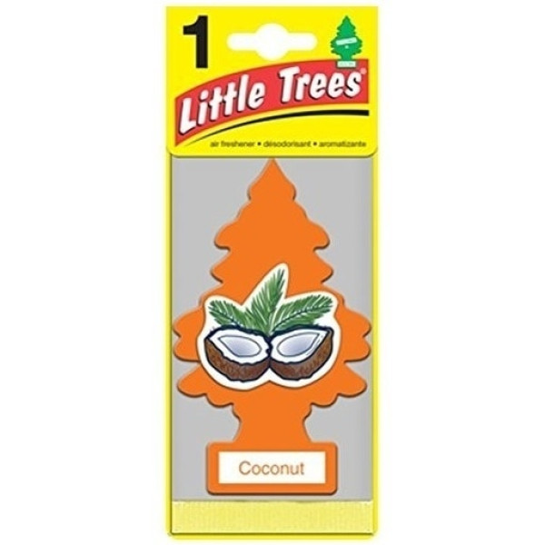 Little Trees 1's Coconut (Pack of 24)