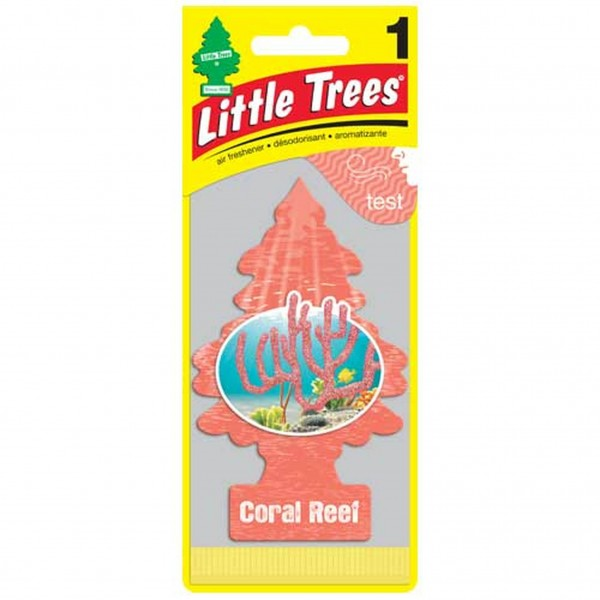 Little Trees 1's Coral Reef (Pack of 24)