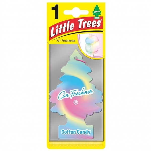 Little Trees 1's Cotton Candy (Pack of 24)