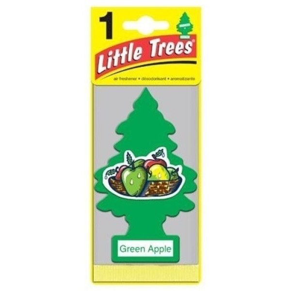 Little Trees 1's Green Apple (Pack of 24)