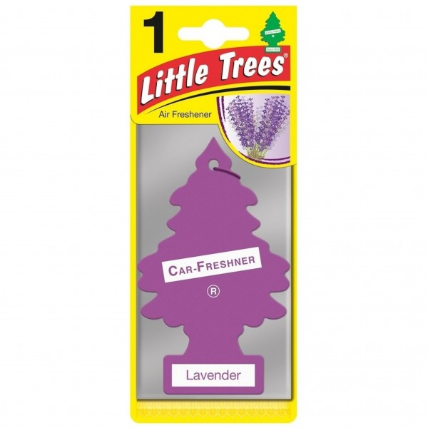 Little Trees 1's Lavender (Pack of 24)