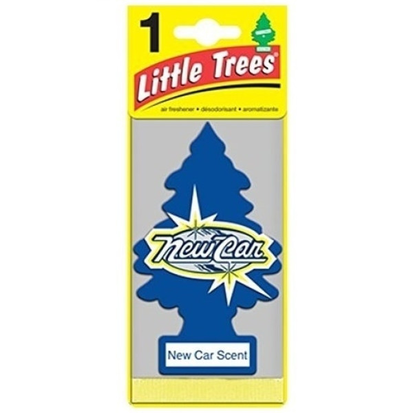 Little Trees 1's New Car (Pack of 24)