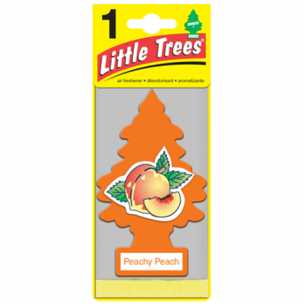 Little Trees 1's Peachy Peach (Pack of 24)