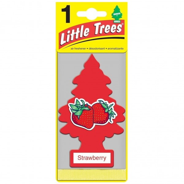 Little Trees 1's Strawberry (Pack of 24)