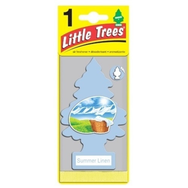 Little Trees 1's Summer Linen (Pack of 24)