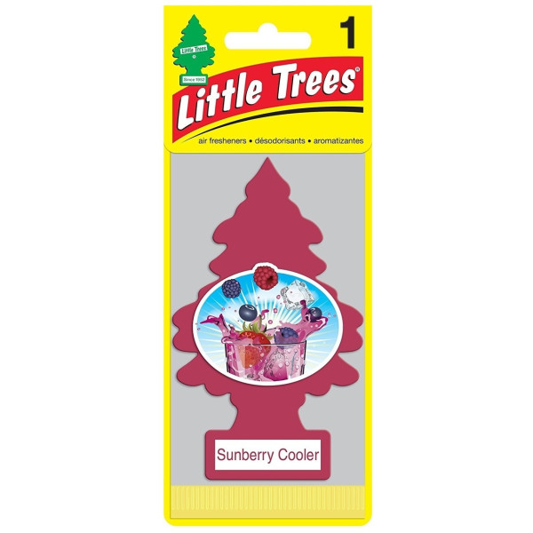 Little Trees 1's Sunberry Cooler (Pack of 24)