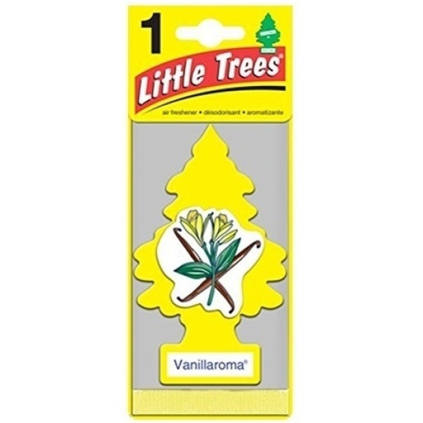 Little Trees 1's Vanillaroma (Pack of 24)