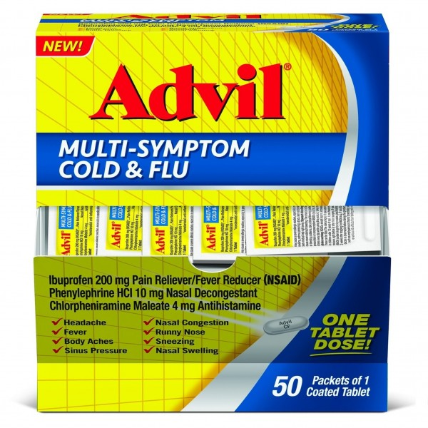 Advil Multi-Symptom Cold & Flu