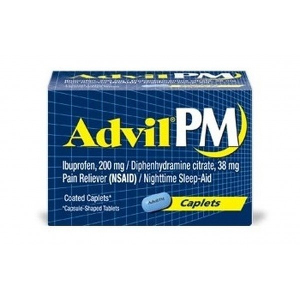Advil PM Pain Reliever/Fever Reducer