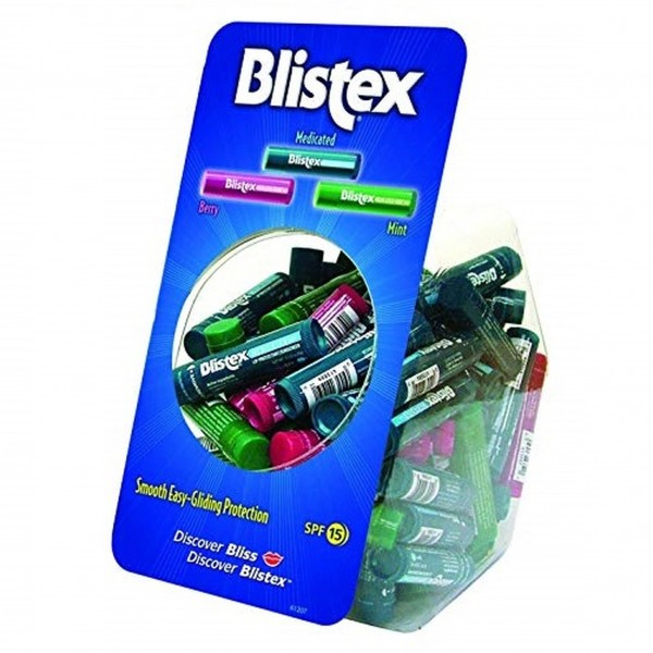 Blistex Fishbowl Display