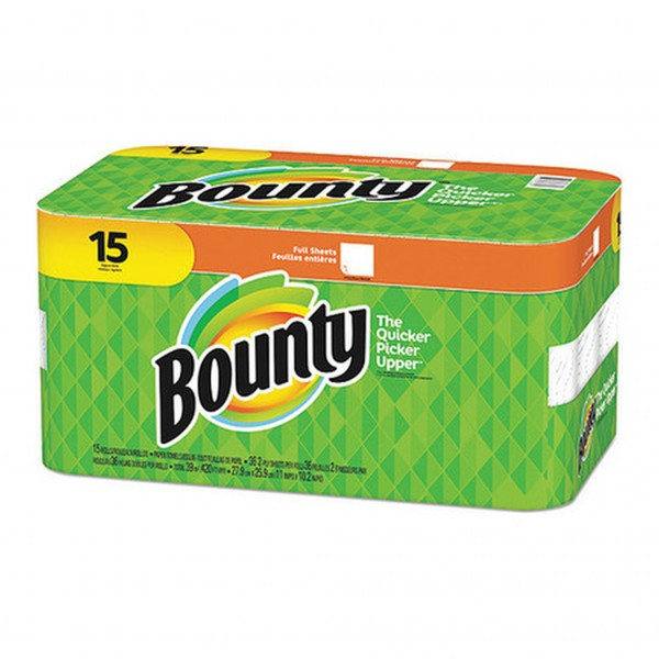 Bounty Paper Towels 2-Ply 36-Sheet White