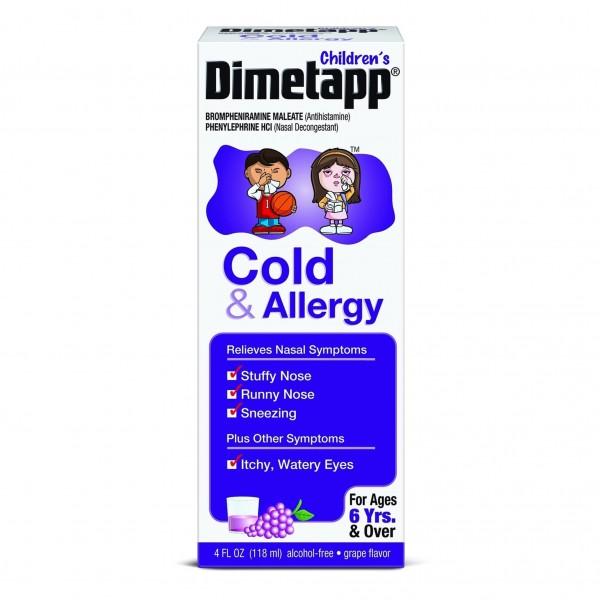 Children's Dimetapp Cold & Allergy