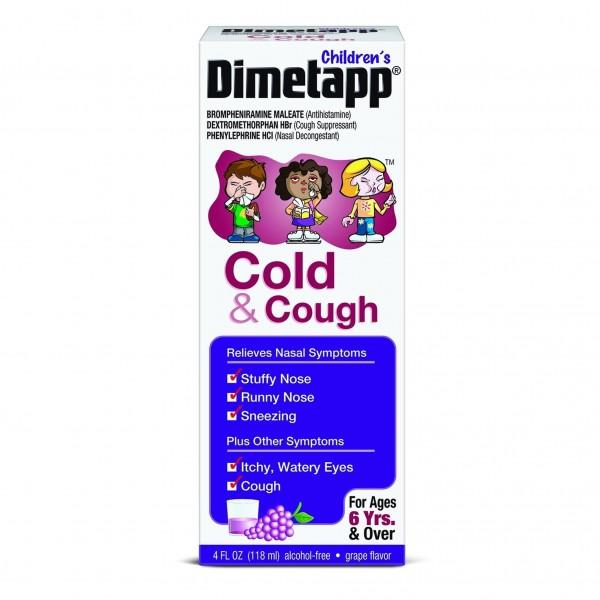 Children's Dimetapp Cold & Cough