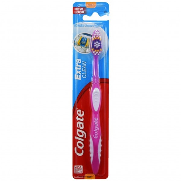 Colgate Extra Clean Toothbrush Soft (Pack of 6)