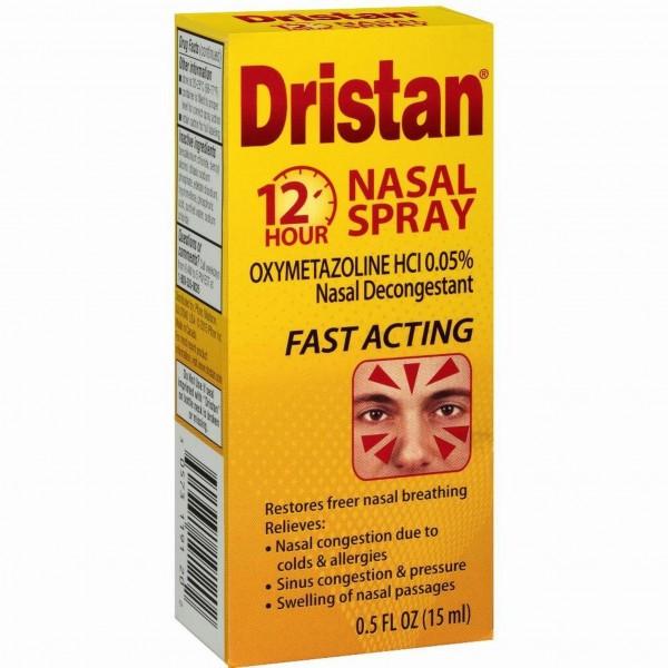 Dristan 12-Hr Nasal Spray 0.5 fl oz