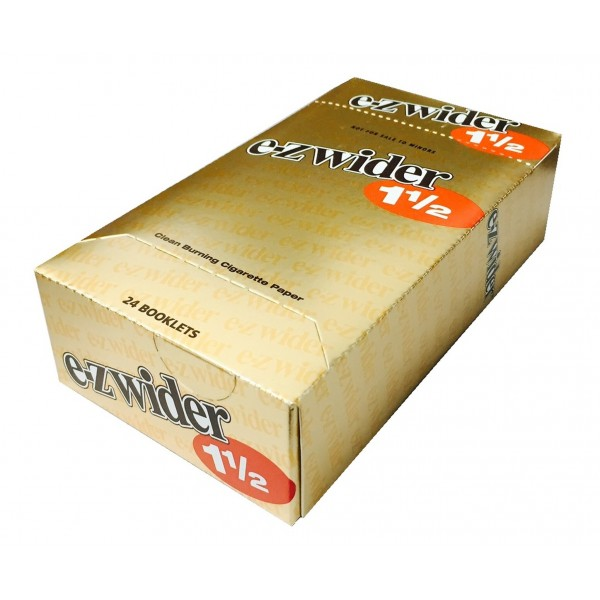 E-Z Wider 1-1/2 Lights Rolling Papers
