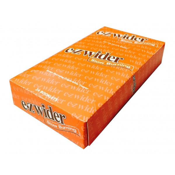 E-Z Wider 1-1/4 Slow Burn Rolling Papers