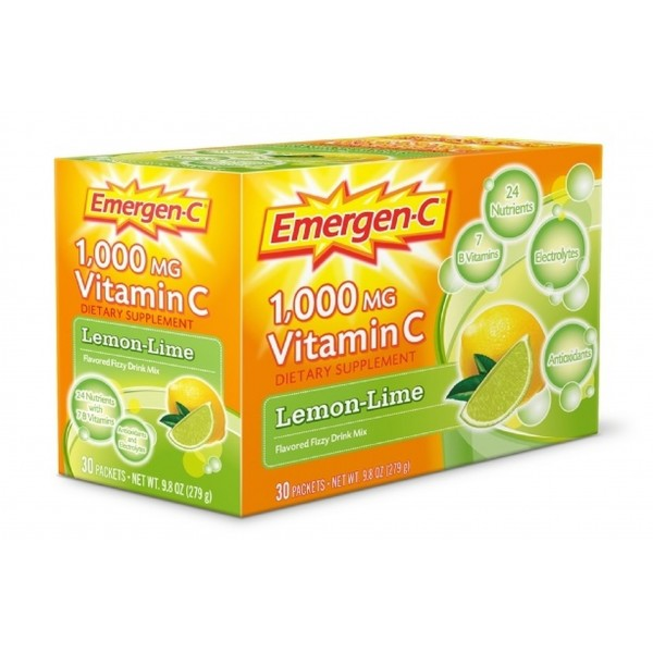 Emergen-C Lemon-Lime