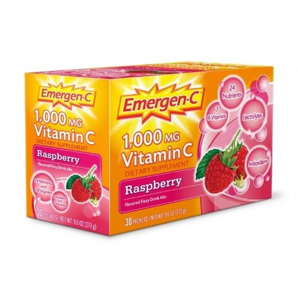 Emergen-C Raspberry