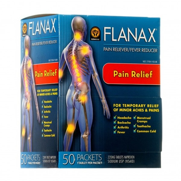 Flanax Pain Reliever/Fever Reducer