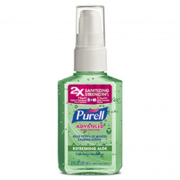 Purell Hand Sanitizer Aloe Pump