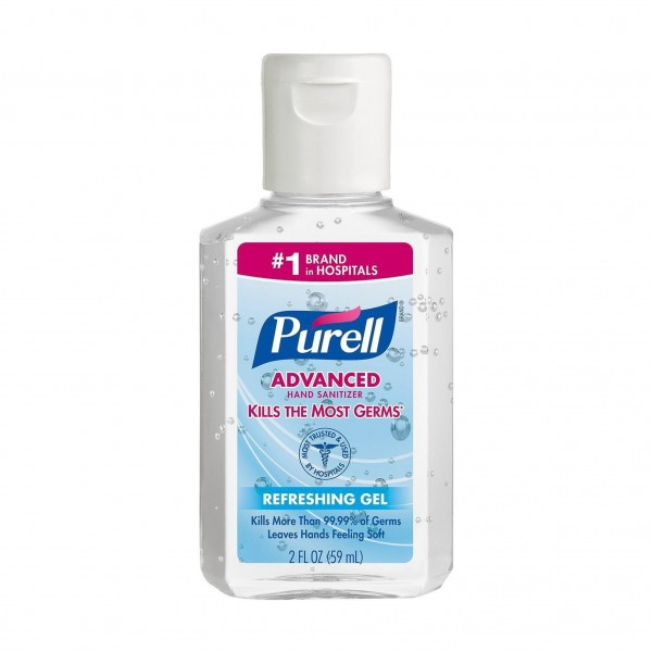 Purell Hand Sanitizer Original Flip Cap