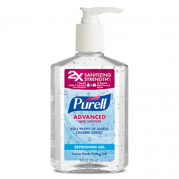 Purell Hand Sanitizer Original Pump