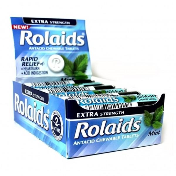 Rolaids Extra Strength Tablets