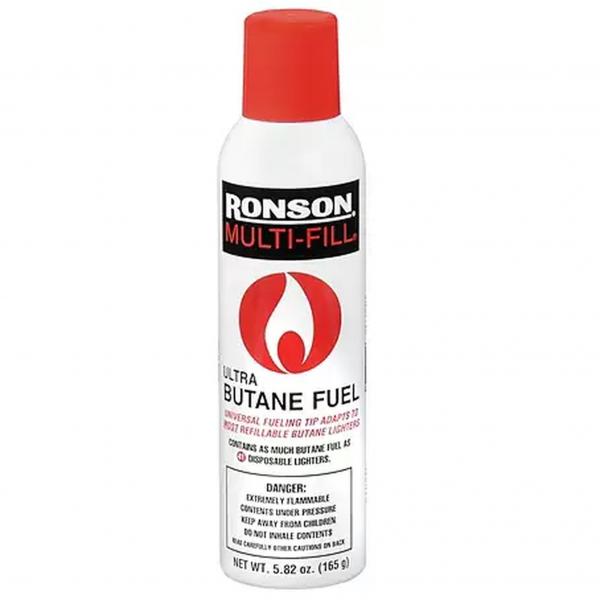 Ronson Butane Fuel