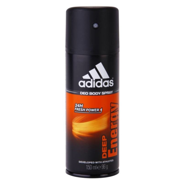 ADIDAS DEEP ENERGY DEO SPRAY 150ml