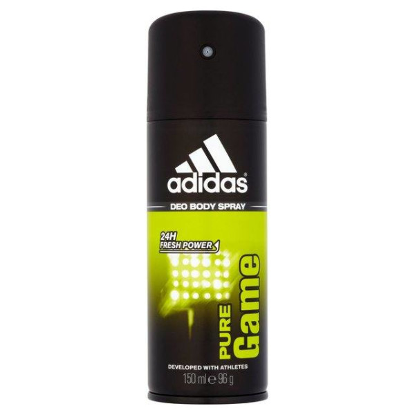 ADIDAS PURE GAME DEO SPRAY 150ML