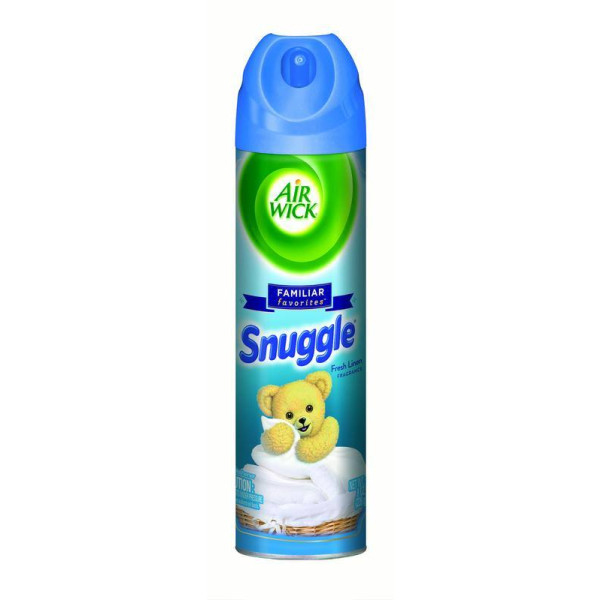 AIRWICK SNUGGLE FRESH COOL LINEN