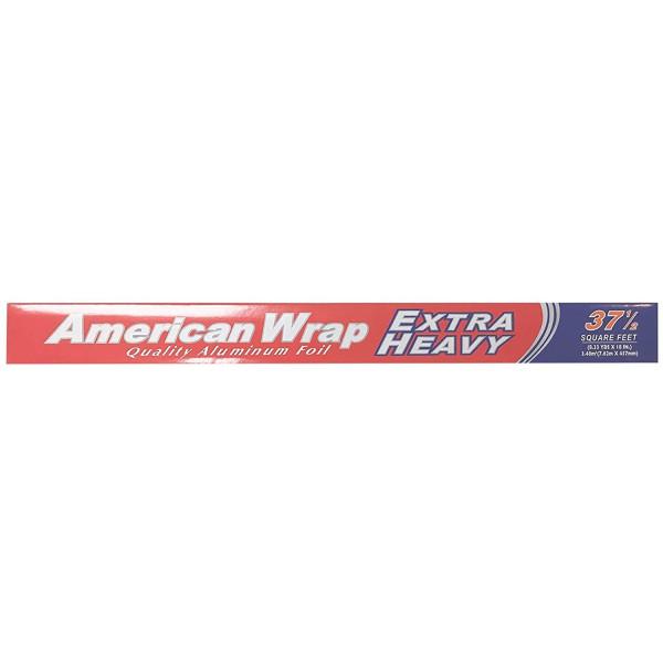 AMERICAN WRAP FOIL 37.5 SQFT