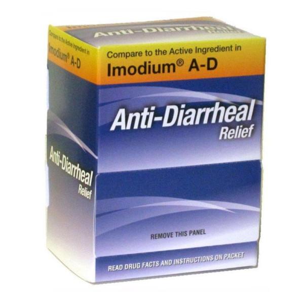 ANTI-DIARRHEAL RELIEF