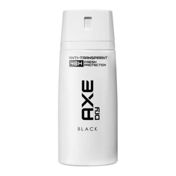 AXE BODY SPRAY WHITE DRY BLACK YOU 150ML.