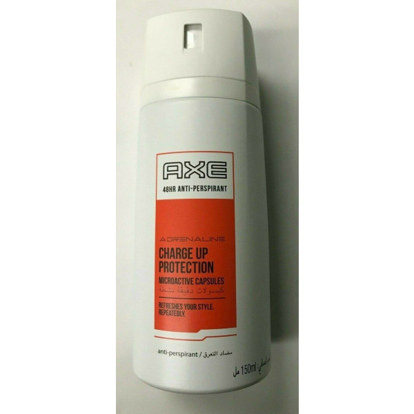 AXE SPRAY 150ML CHARGE UP
