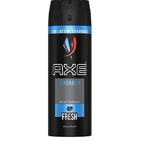 AXE SPRAY ADRENALIN 150ML.