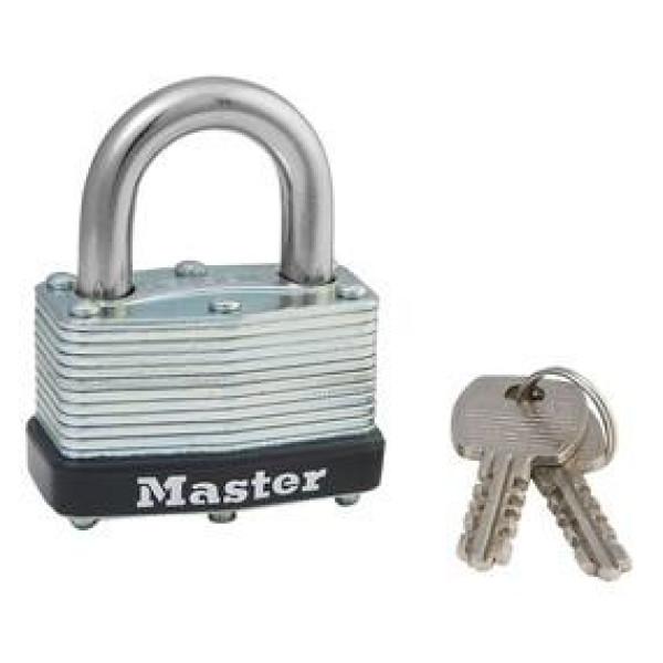 MASTER PADLOCK W/KEY 44MM (500D)