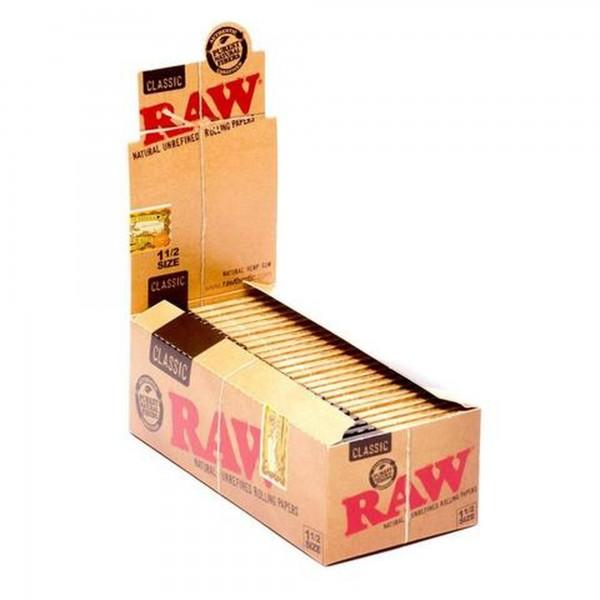 RAW CLASSIC 1 1/2 25CT.