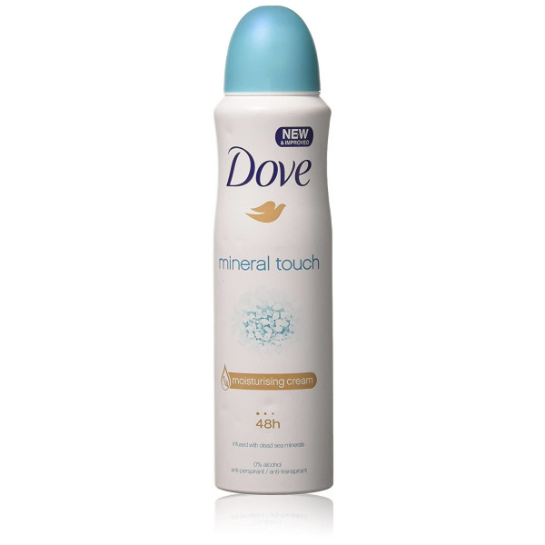 DOVE BODY SPRAY 150ML NATURAL TOUCH(#15906)