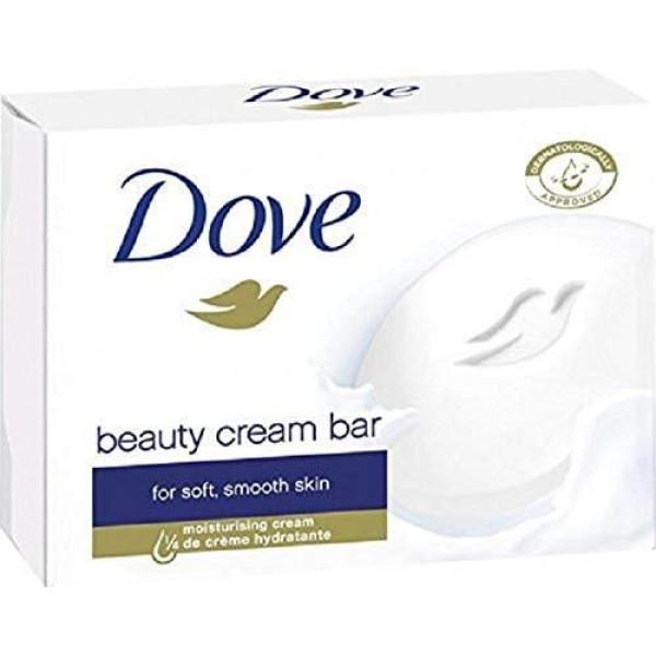 DOVE SOAP WHITE 100 GM