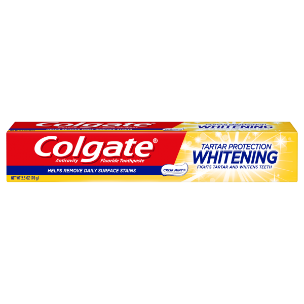 COLGATE 2.5OZ. TARTAR WHT PASTE