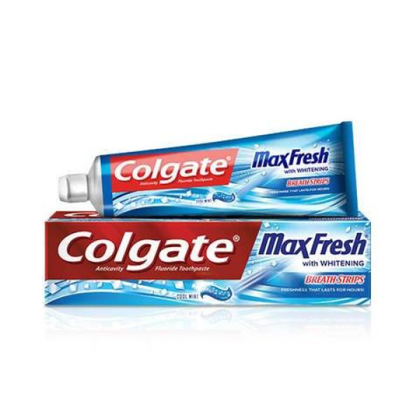 COLGATE 7.8OZ MAX FRESH CLEAN MINT PASTE